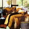 Pościel 200x220 6 części z gepardem bawełna