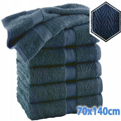 Ręczniki frotte 70x140