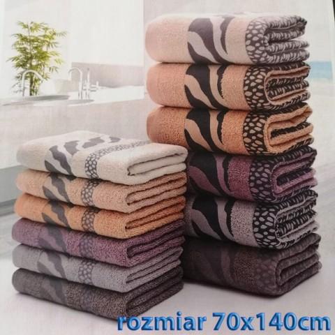 Ręcznik bawełniany frotte 70x140 wz2