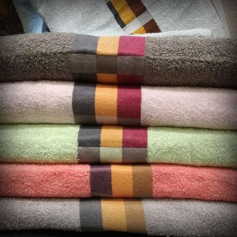 Ręcznik bawełniany frotte 50x100 wz5