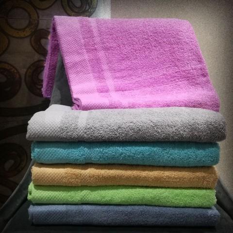 Ręcznik bawełniany frotte 50x100 wz6