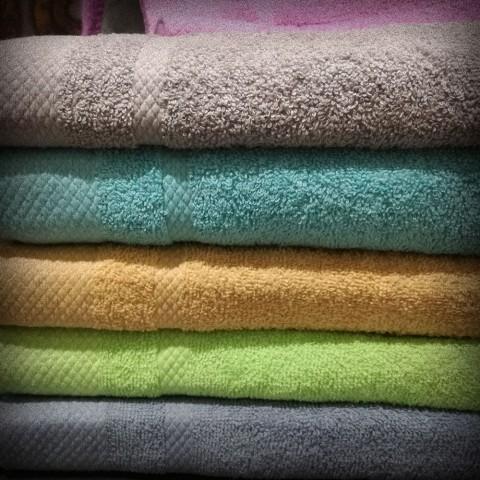 Ręcznik bawełniany frotte 70x140 wz6
