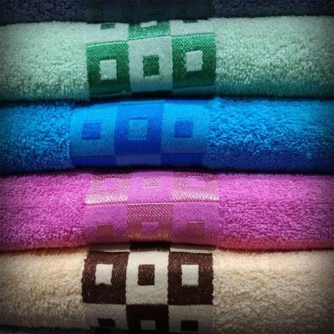 Ręcznik bawełniany frotte 50x100 wz11