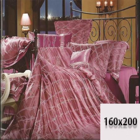 Pościel z modnym wzorem 160/200
