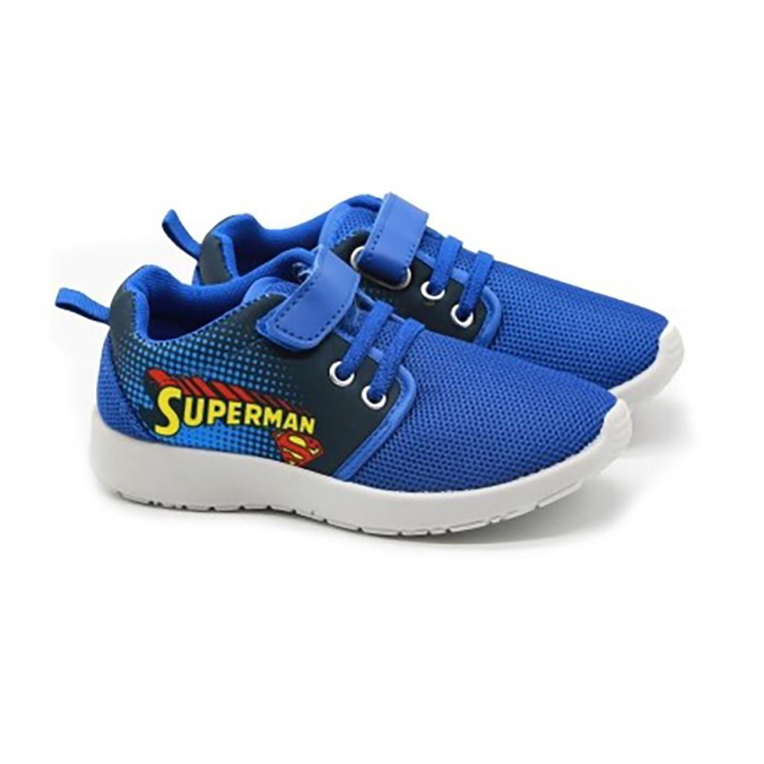 Buty dziecięce chłopięce Superman 27 29 30 31 32 33