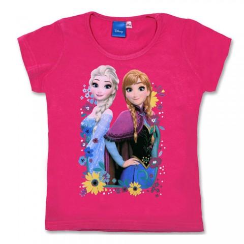 Koszulka dla dziewczynki Kraina Lodu 98 116 128