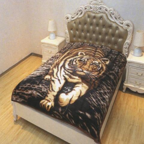 Elway koc 200x240 tygrys kod 044