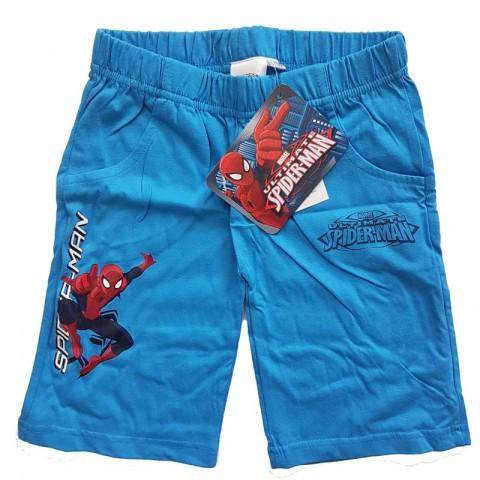 Spodenki Spiderman dla chłopca krótkie 104 128