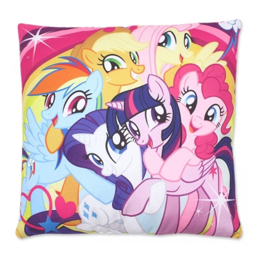 Poduszka jasiek z bajki My little pony rozmiar 40x40